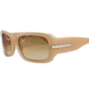 Burberry B 4015 3019/13 Brown Square Sunglasses